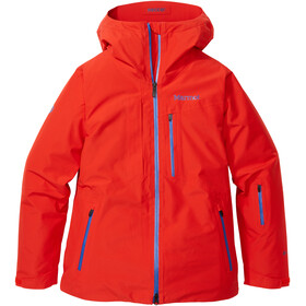 Marmot Lightray Jakke Damer, victory red